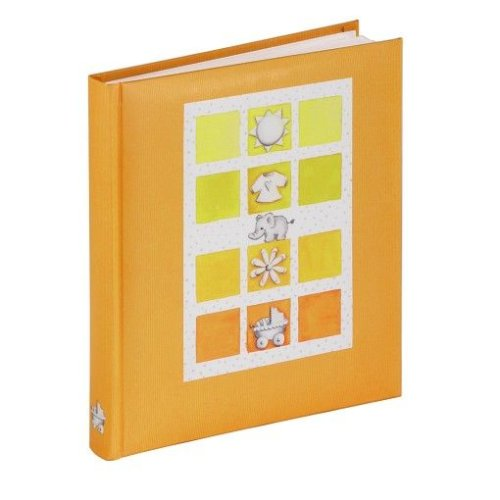 Hama Boekenalbum Sunny 22 x 25 cm, 40 pagina's