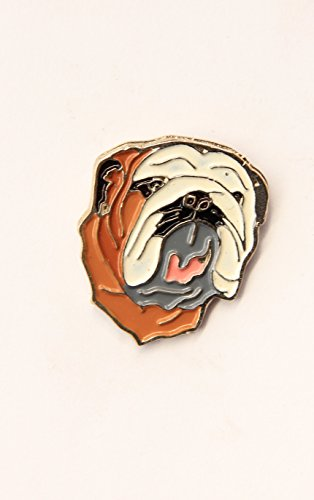 Pin/aansteker honden English Bulldog/Engelse buldog [p326]