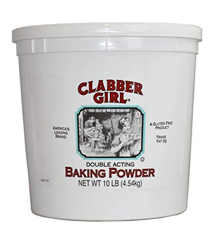 Baking Clabber Girl Powder 4 Case 10 Pound