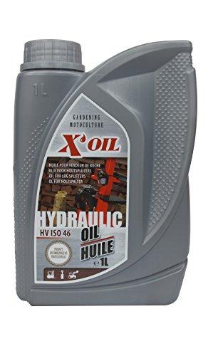 Greenstar, 10072, Greenstar 10072 olio idraulico olio X 'HV ISO F3471 46, 1 L