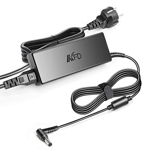 KFD 90W 19V 4,74A Adaptador de Fuente de alimentación Cargador para Asus X555LA X55A X55C X551M X750J X750JA X554L K50 K52 K53 K55 K60 K56 K72 K73 ADP-90YD B K84 K95 X751MA X75A Q524UQ K53E N56VJ