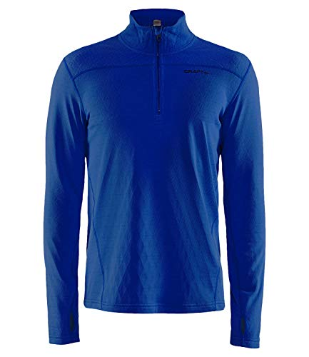 Craft Pin Halfzip Pulli Mannen