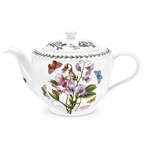 Portmeirion Botanic Garden Teekanne, traditionelle Form, ca. 60 ml