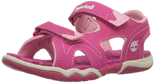 Timberland Timberland Active FTK_Adventure Seeker 2 Mädchen Sandalen, Pink (Hot Pink/Pink), 40
