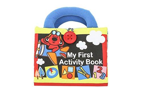 Mi primer libro de actividades , color/modelo surtido