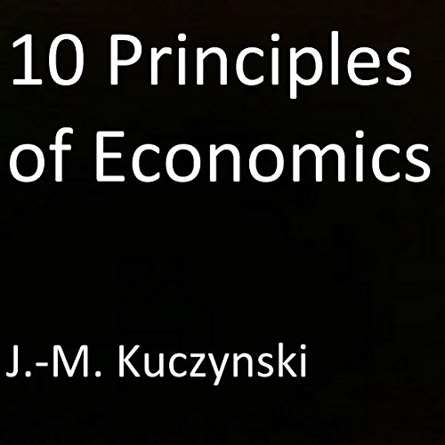 10 Principles of Economics audiobook cover art