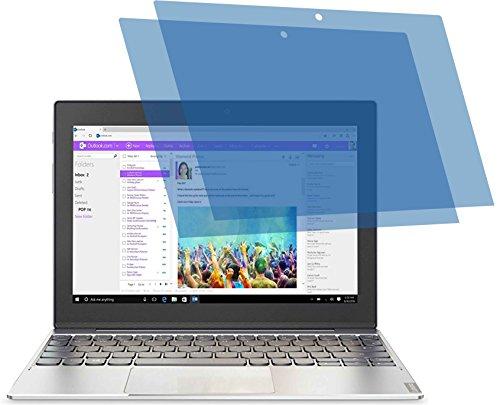 I 2X Crystal Clear klar Schutzfolie für Lenovo MIIX 320 Pro 10,1 Zoll Premium Bildschirmschutzfolie Displayschutzfolie Schutzhülle Bildschirmschutz Bildschirmfolie Folie