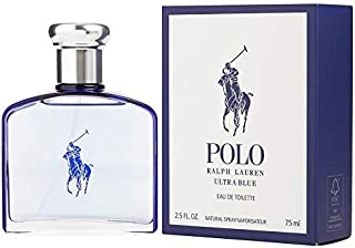 Râlph Laûren RL Polô Ultra Blue For Men Cologne EDT Spray 2.5 FL. OZ./75 ml.