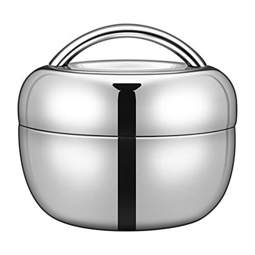 YARDWE Vacuum Insulated Food Jar Hot Food Containers Soup Vacuum...