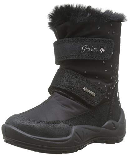 PRIMIGI Mädchen PWI Gore-TEX 43812 Stiefel, Schwarz (Nero/Nero 4381255), 28 EU