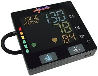 Promedix - Pr-9900 - monitor de presión arterial automático detecta ihb memoria de 240 de valores de medición calcula valor promedio