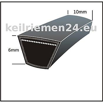Keilriemen 10 x 1430 Li DIN 2215 V-Belt