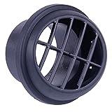 SBBCDA Rejilla de Aire de ventilación Conducto de Calentador de Coche Giratorio de 60 mm Cálculo de Salida de ventilación de Aire Caliente para EBBERSPACHER WEBASTO PROPEX