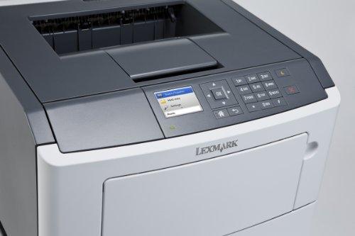 Lexmark 35S0160 MS310 MS315DN Laser Printer, Monochrome, 1200x1200 Dpi Plain Paper Print, Desktop Photo #3