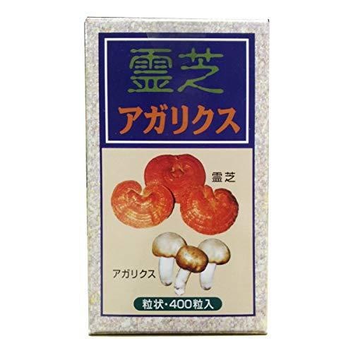 たるほ産業 霊芝アガリクス 400粒 (1)