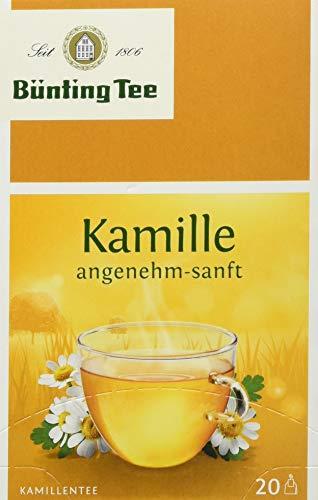 Bünting Tee Kamille classic 20 x 1.5 g Beutel (1 x 30 g)