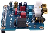 Upgraded PIFI Digi DAC+ HiFi DAC Audio Sound Card Module I2S Interface for Raspberry pi 3 2 Model B B+ Digital Audio Card Pinboard V2.0 Board