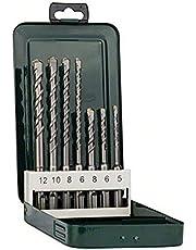 Bosch 2609255543 SDS-Plus Hammarborrsats, 7 delar