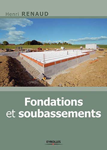 Fondations et soubassements