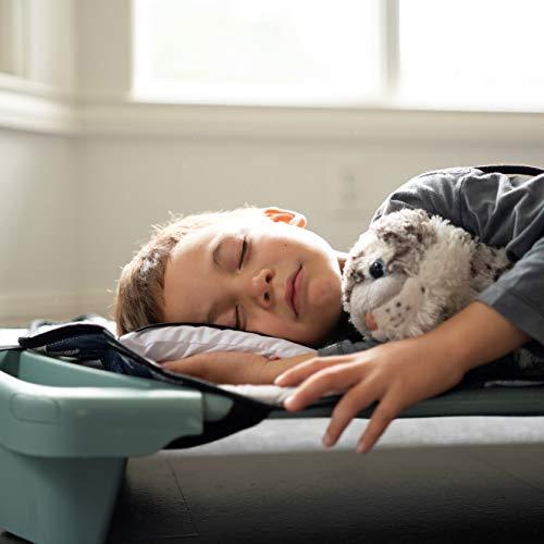 Urban Infant Tot Cot All-in-One Modern Preschool kids travel beds