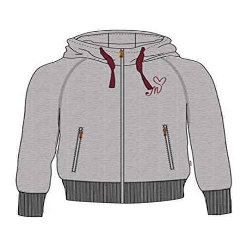 Maloja Damen Whitecity Sweatshirt, grau, XS