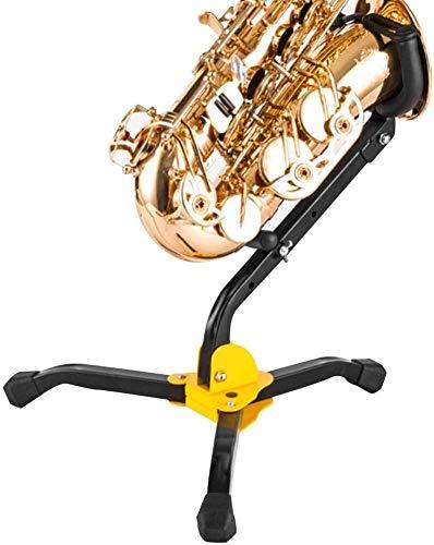 Saxofoon standaard Universal Alto Tenor Sax Display Stand Opvouwbare Tripod Sax Holder Sax Organizer Rack