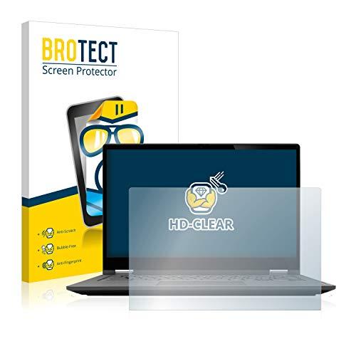 BROTECT Schutzfolie kompatibel mit Lenovo IdeaPad Flex 5 13 klare Displayschutz Folie