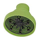 SDENSHI Difusor universal para secador de cabello para peinados rizados u ondulados - Verde