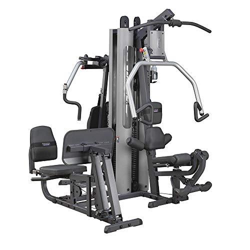 Body-Solid Heim Fitnessstudio, Grau/Schwarz, One Size