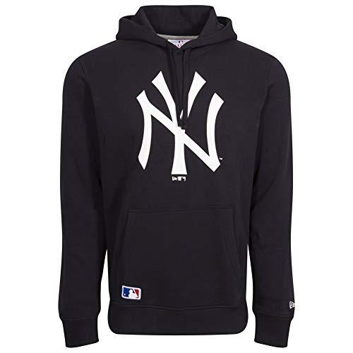 New era New York Yankees Hoody Navy/White - L