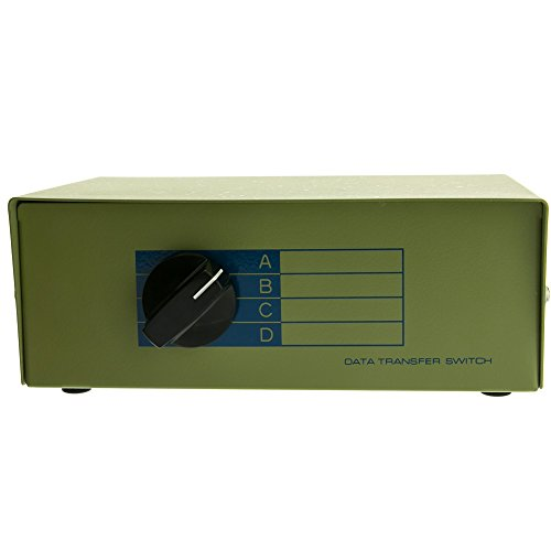 AB 2 Way Switch Box, RJ12 Female