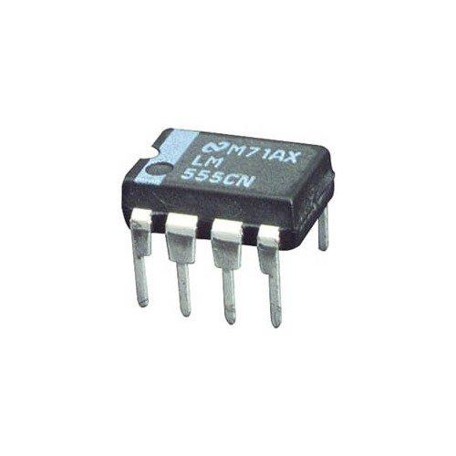 LM555 Timer IC (8 Pin DIP)