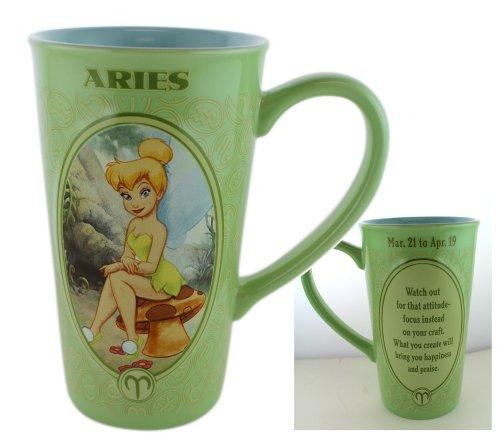 Disney Zodiac Mug (Aries) - Tinkerbell Coffee Mug