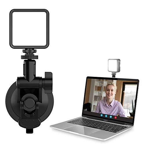 Live-Stream-Beleuchtungsset für Videokonferenzen, Zoom, Selbstübertragung, Fernarbeiten, Videoaufnahmen
