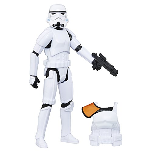 Hasbro Star Wars B7280El2 - Rogue One Battle-Action Basisfiguren - Imperial Stormtrooper Actionfigur