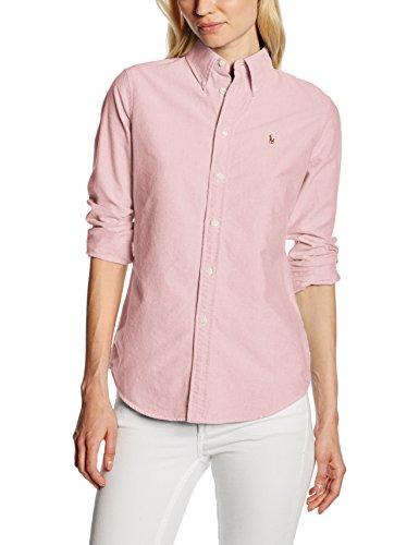 Polo Ralph Lauren V33IOHRSC9203 Blusa, Rosa (BSR Pink AA254), M para Mujer