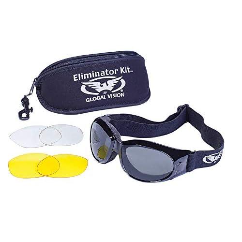 4dee2f7689 Eliminator Global Vision Kit  2 (3 Lenses - Smoke