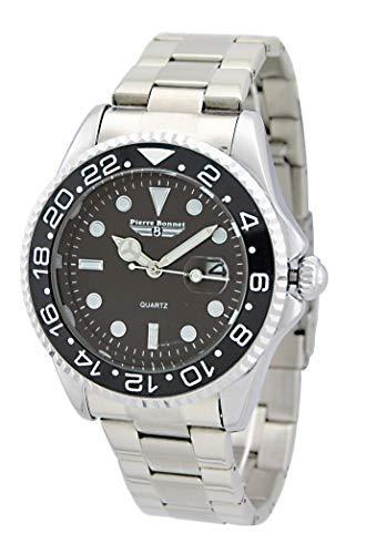 Pierre Bonnet GMT R. 9198 (Nero)