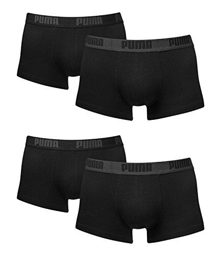 8 er Pack Puma Short Boxer Trunk Men Pant Underwear black size M