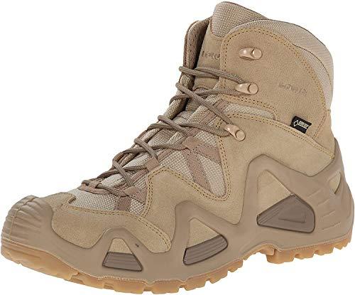 Lowa Men's Zephyr GTX Mid TF Hiking Boot,Desert,10 M US