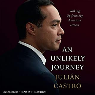 An Unlikely Journey audiobook cover art