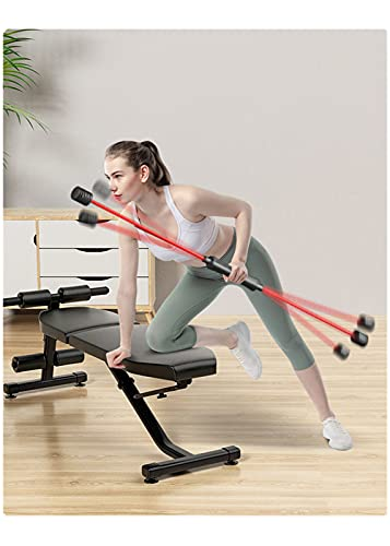 Yoga Feilishi Bar Muscle Toning Bar Pilates Phyllis Fitness Elastic Bar Tremor Rod Fitness Body Shaping Pilates Stick Equipment Home Gym Movement Multifunctional Training Rod