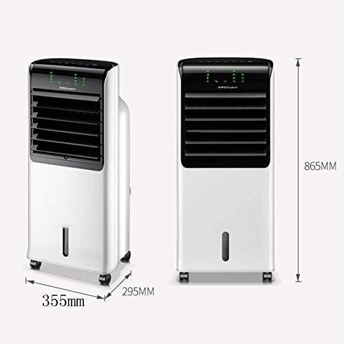 Afstandsbediening Koelventilator Afstandsbediening 3 standen Koelventilator Airconditioner Home Mobile Mini, energiebesparende koelventilator