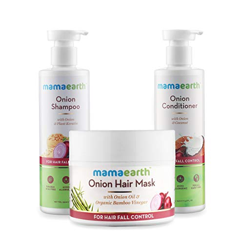 Best mamaearth argan hair mask Review