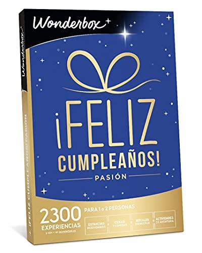 Wonderbox - caja regalo -¡ FELIZ CUMPLEAÑOS! PASIÓN
