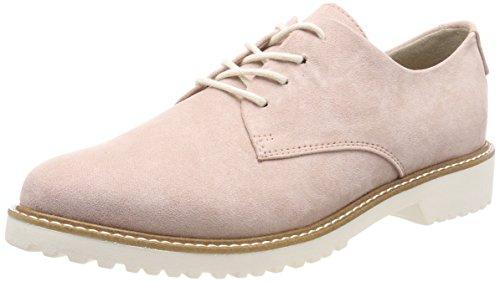 MARCO TOZZI Damen 23755 Oxfords, Pink (Rose), 42 EU