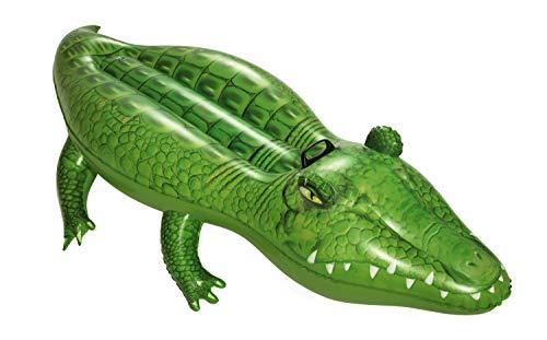 Bestway Schwimmtier Krokodil, ab 3 Jahren, 168 x 89 cm