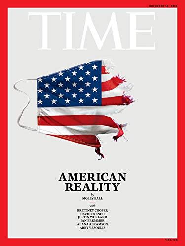TIME 2020年11/16号 (2020-11-09) [雑誌]