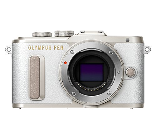 Olympus PEN E-PL8 Appareil photo - Blanc