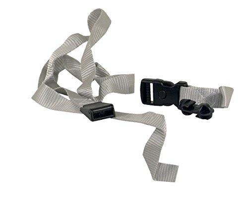 RMS Juego Cinturones Repuesto silla UFO y Bike Gp Classic/Comfort al marco (accesorios Sillas)/Spare